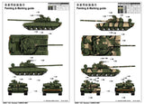 Trumpeter Military Models 1/35 Russian T80BVD Main Battle Tank Kit