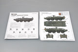 Trumpeter Military Models 1/35 M1130 Stryker Command Vehicle Kit