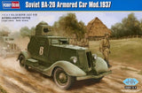 HOBBY BOSS MILITARY 1/35 SOVIET BA-20 ARMORED CAR KIT