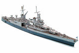 Tamiya Model Ships 1/700 USS Indianapolis CA35 Cruiser Waterline Kit