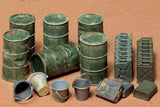 Tamiya Military 1/35 Jerry Can Set Kit