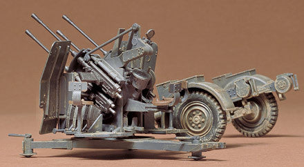 Tamiya Military 1/35 German 20mm Flak 38 Gun Kit