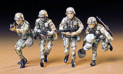 Tamiya Military 1/35 US Modern Army Infantry Kit