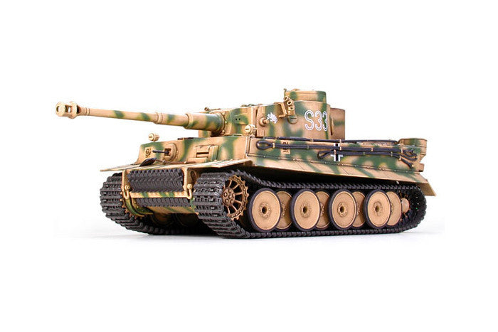 Tamiya Military 1/35 Tiger I Heavy Late Tank Kit