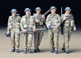 Tamiya Military 1/35 British Infantry on Patrol (5 Figures) Kit