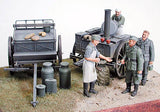 Tamiya Military 1/35 German Field Kitchen Scenery Kit