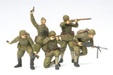 Tamiya Military 1/35 Russian Assault Infantry 1941-42 (5 Figures) Kit