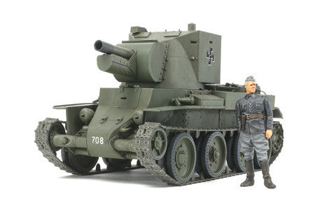 Tamiya Military 1/35 Finnish Army BT42 Assault Gun