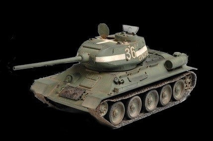 Hobby Boss Military 1/48 T-34/85 Russian Model 44 Kit
