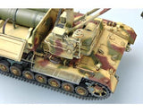 Trumpeter Military Models 1/35 German Panzer IV Ausf F Chassis Munitions Carrier Kit