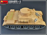 MiniArt Military 1/35 BMR1 Early Mod Mine Clearing Armored Vehicle w/KMT5M Mine Plow (New Tool) Kit
