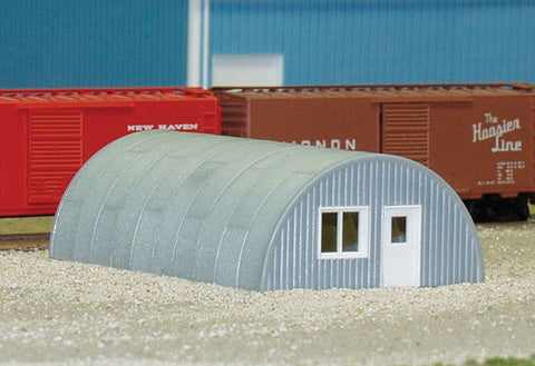 Rix N Quonset Hut Kit