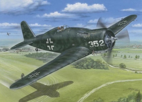 Special Hobby Aircraft 1/32 Fiat G50bis Freccia Luftwaffe & Croatian AF WWII Fighter Kit