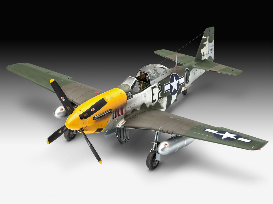 Revell Germany Aircraft 1/32 P-51D Mustang Kit