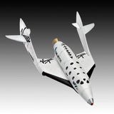 Revell Germany Space 1/144 Spaceship Two & White Knight Two World's 1st Commercial Human Space Launch System Kit