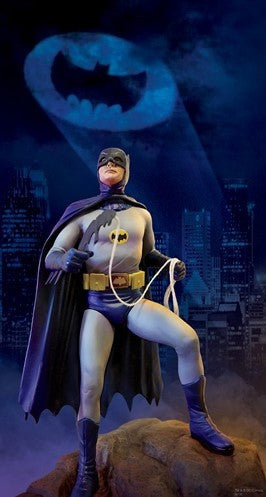 Moebius Models Sci-Fi 1/8 1966 Batman TV Series: Batman Kit