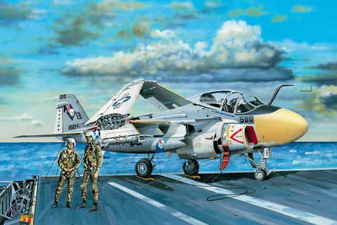 Hobby Boss Aircraft 1/48 A-6E Intruder Kit