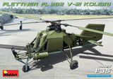 MiniArt Aircraft 1/35 FL282 V21 Kolibri Single-Seat German Helicopter Kit