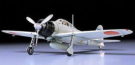 Tamiya Aircraft 1/48 A6M2 Type 21 Zero Fighter Kit