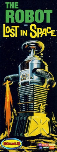 Moebius Sci-Fi 1/25 Lost in Space: Robot Kit