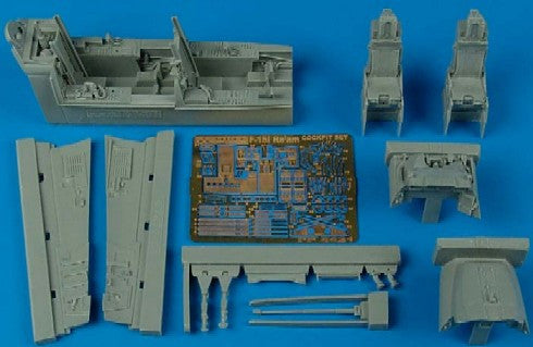 Aires Hobby Details 1/48 F15I RAAM Cockpit Set For RVL