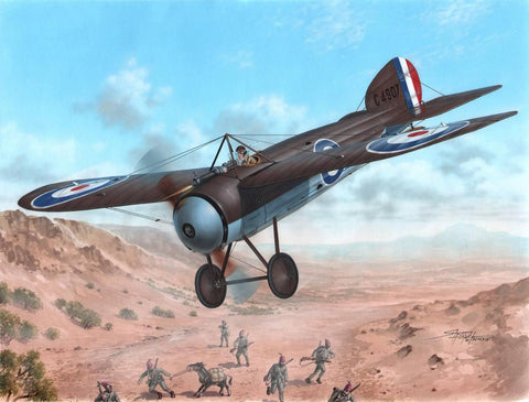 Special Hobby Aircraft 1/32 Bristol M 1C Wartime Colours Fighter Kit