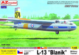 Admiral Models Aircraft 1/48 LET L13 Blanik Military Service Glider Aircraft Kit
