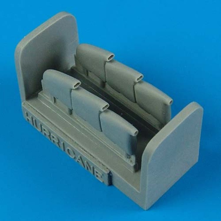 Quickboost Details 1/48 Hurricane Mk I Exhaust for ITA