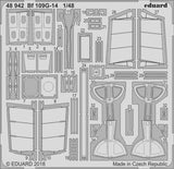 Eduard Details 1/48 Aircraft- Bf109G14 for Eduard Kit