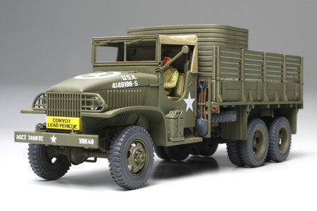 Tamiya Military 1/48 US 2.5-Ton 6x6 Truck Kit