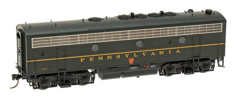 InterMountain Railway HO Assembled F7B Locomotive w/Sound - Pennsylvania - Single Stripe