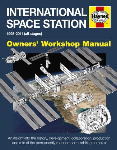 Motorbooks  International Space Station Owners Workshop Manual