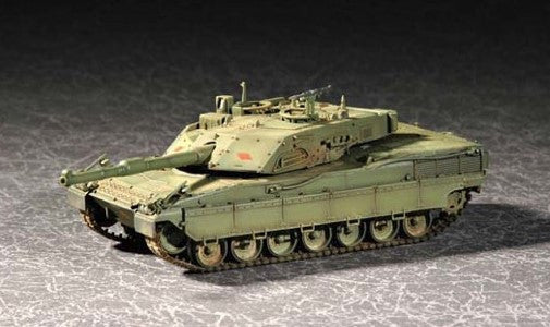 Trumpeter Military Models 1/72 Italian C1 Ariete Main Battle Tank Kit