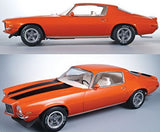 AMT Model Cars 1/25 1970-1/2 Chevy Camaro Z28 Kit