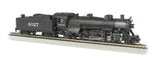 Bachmann HO 2-8-2 Light, Frisco #4027 - DCC Ready