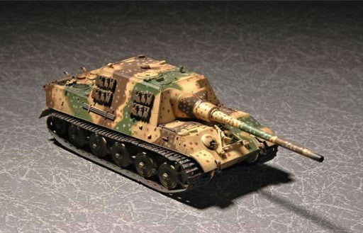 Trumpeter Military Models 1/72 German SdKfz 186 Jagdtiger (Henschel) Tank Kit