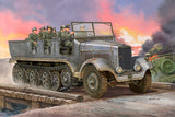 Trumpeter Military Models 1/35 German SdKfz 6 5-Ton Medium Halftrack Artillery Tractor Kit