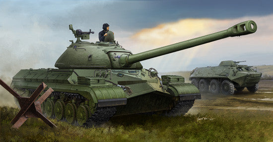 Trumpeter Military Models 1/35 Soviet T10 Heavy Tank (New Tool) (DEC) Kit