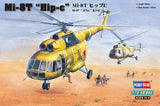 Hobby Boss Aircraft 1/72 MI-8T Hip-C Helicopter Kit
