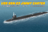 Hobby Boss Model Ships 1/700 USS Jimmy Carter Sub Kit