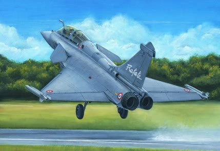 Hobby Boss Aircraft 1/48 Rafale B French Fighter Kit
