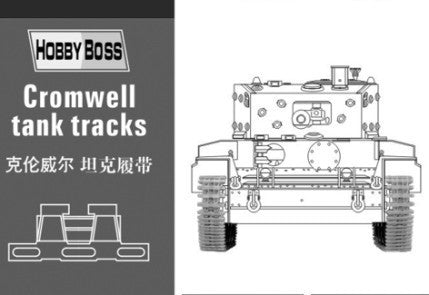 Hobby Boss Military 1/35 CROMWELL TANK TRACKS KIT