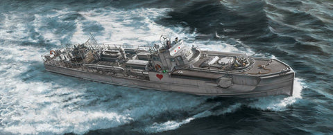 Italeri Model Ships 1/35 S-38 Schnellboot Kit