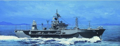 Trumpeter Ship Models 1/700 USS Blue Ridge LCC19 Command Ship 1997 Kit