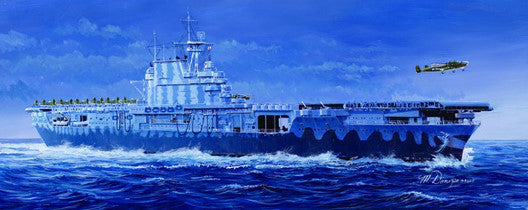 Trumpeter Ship Models 1/700 USS Hornet CV8 US Aircraft Carrier Kit