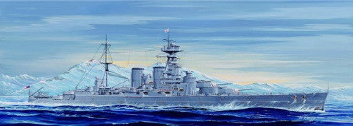 Trumpeter Ship Models 1/700 HMS Hood British Battleship 1931 Kit