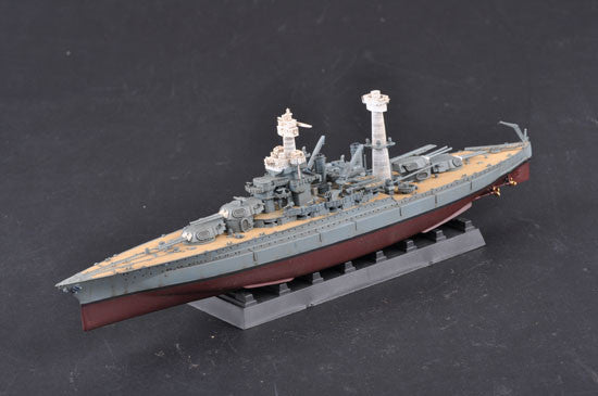 Trumpeter Ship Models 1/700 USS Maryland BB46 Battleship 1941 Kit