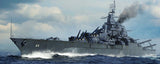 Trumpeter Ship Models 1/700 USS California BB44 Battleship 1945 (New Variant) (OCT) Kit