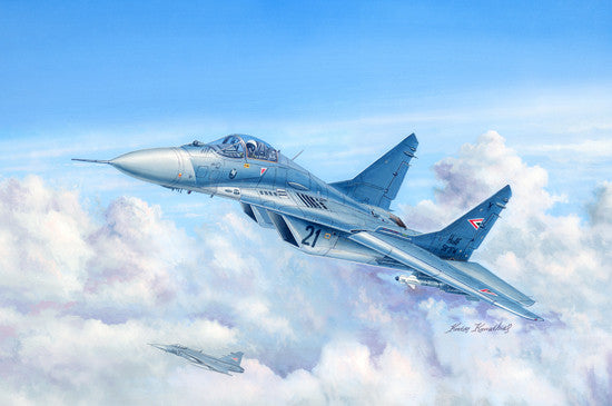 Trumpeter Aircraft 1/32 MiG29A Fulcrum Russian Fighter Kit