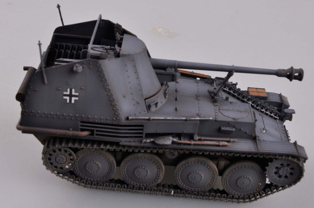 Hobby Boss Military 1/35 Marder III Ausf M Tank Destroyer Sd Kfz 138 - Late  Kit